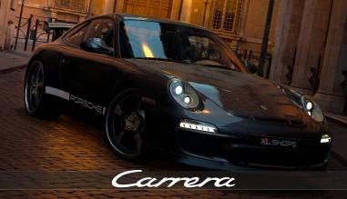 Sticker decal and tshirt Porsche 911 Carrera