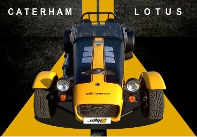 01GT.de - Sticker decal and teeshirt for LOTUS and CATERHAM
